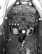 X-1B Cockpit and Panel Photo Print for Sale