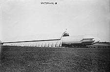 Zeppelin Airship / Blimp No. 3 Ground Shed Photo Print for Sale