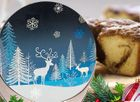 Signature Coffee Cakes in a Crystal Evening Gift Tin