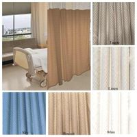 Cocomo Quick-Ship Hospital Curtains & Cubicle Curtains (5 Colors)