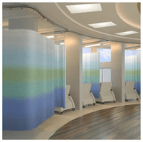 Designer Hospital Cubicle Curtain Fabrics - Special Order Only!