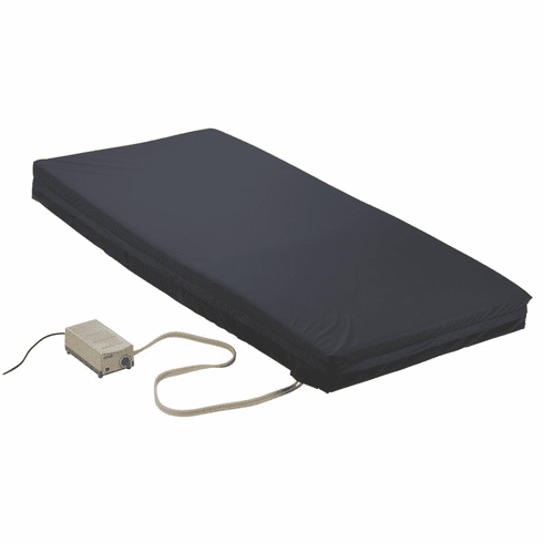 "Drive Balanced Aire Powered Alternating Pressure Air/Foam Mattress, 35"" Width"