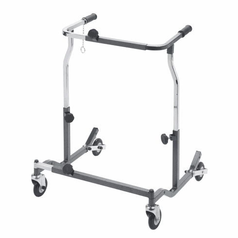Drive Bariatric Anterior Safety Roller Walker 500 lbs Capacity