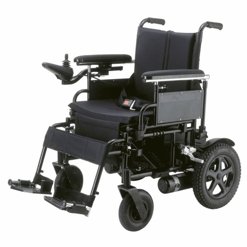 "Drive Cirrus Plus EC Folding Power Wheelchair, 16"" or 18"" Seat"
