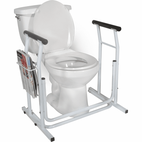 Drive Free Standing Toilet Safety Rails
