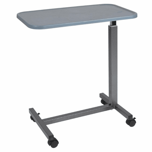 Drive Heavy Duty Plastic Top Overbed Table