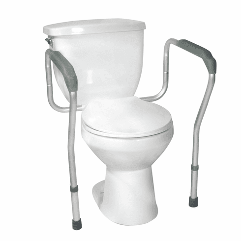 Drive Medical Toilet Safety Frame Safety Rails