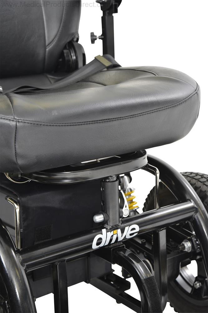 Drive Trident Front Wheel Drive Power Wheelchair 20 Quot Seat