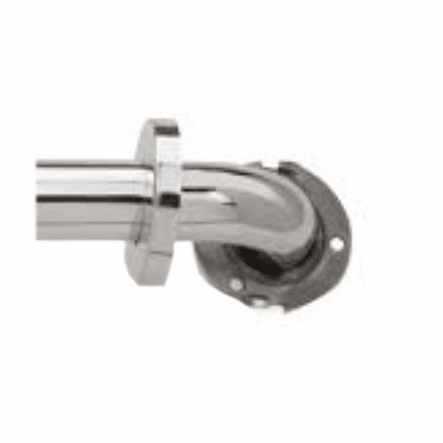 Flange Cover Upgrade for Stainless Steel Grab Bars