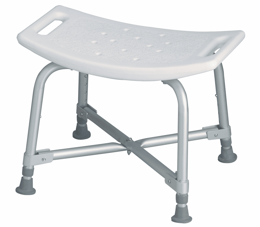 Amazing Guardian Bariatric Bath Chair No Back 550Lb Capacity Ibusinesslaw Wood Chair Design Ideas Ibusinesslaworg