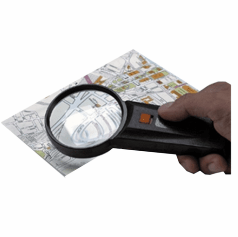 Magnifier, Illuminated Magnifier