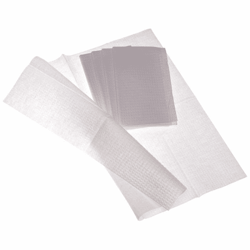 Medline 2-Ply Tissue/Poly Professional Towels,Not Applicable -500 Each / Case