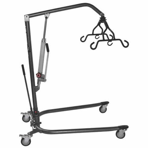 Medline Manual Hydraulic Patient Lift -1 Each / Each