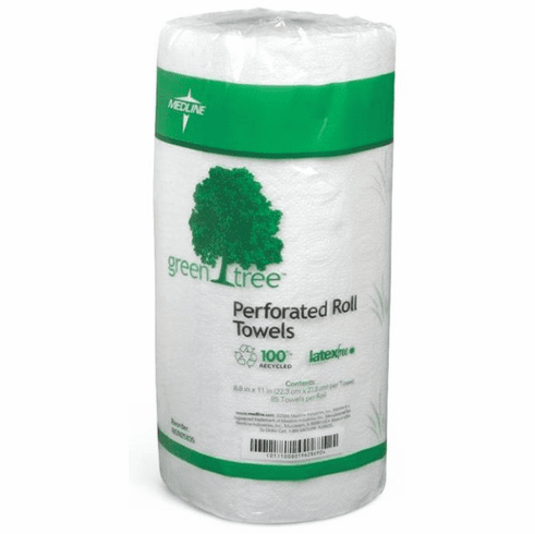 Medline Perforated Paper Towel Roll -30 Each / Case
