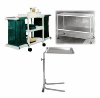 MRI Carts, Tables & Stands