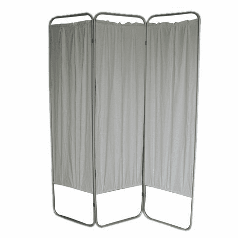 MRI Non-Magnetic Folding Screens, 3 Panel King Size Screen