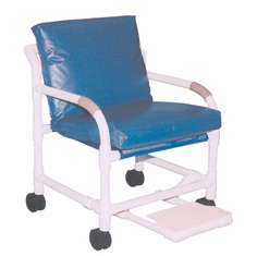 MRI Safe Geri Chair 20  Wide with Sliding Footrest ...  sc 1 st  Medical Products Direct & MRI Safe Geri Chairs