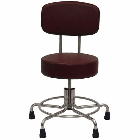 Surprising Mri Stools Mri Adjustable Stool With Rubber Tips No Back Or Armrests Ibusinesslaw Wood Chair Design Ideas Ibusinesslaworg