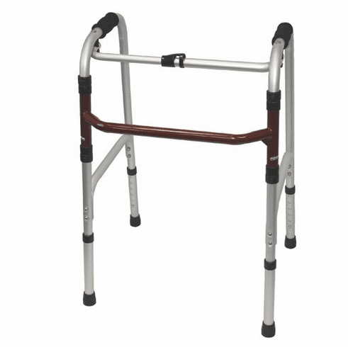 MRI Walker, MRI Non-Magnetic Adult or Junior Folding Walker