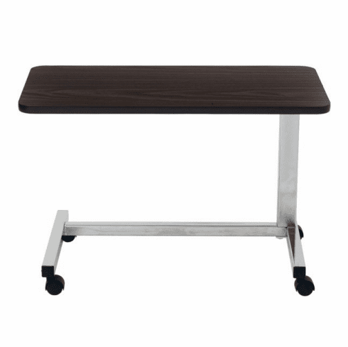 """Overbed Table, Low Bed or Hemi Wheelchair """"U"""" Base Overbed Table"""