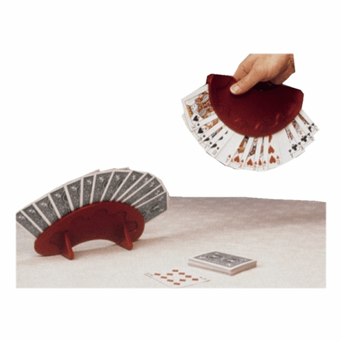 Playing Card Holder, Free Standing