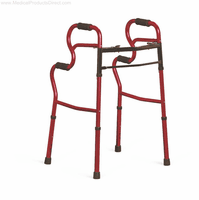 Stand Assist Folding Walkers