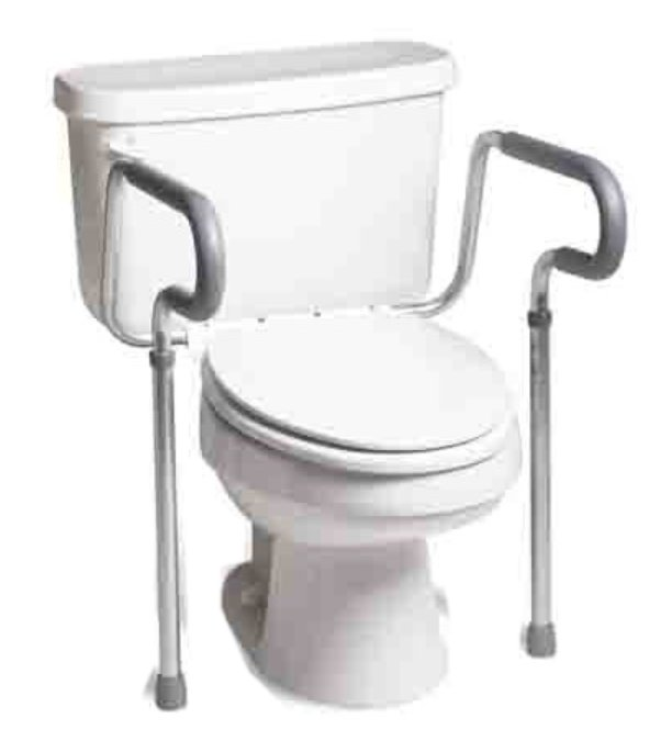 Fabulous Toilet Safety Rails Guardian Deluxe Ibusinesslaw Wood Chair Design Ideas Ibusinesslaworg