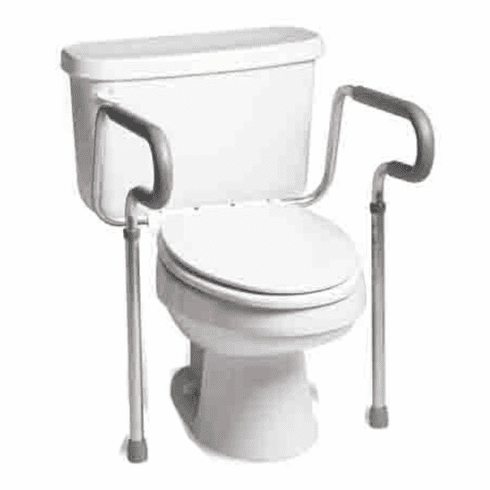 Toilet Safety Rails, Guardian,  Deluxe