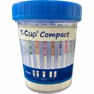 12 Panel Drug Test Cup (3124 with TCA)