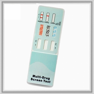 3 Panel Drug Test Dip Card (COC, mAMP, THC)