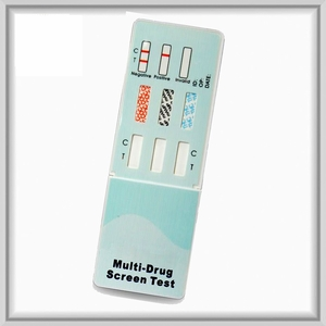 3 Panel Drug Test Dip Card   (COC, OPI, THC)