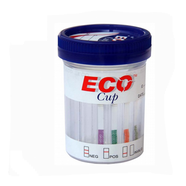 5 Panel+Adulteration Drug Screen Eco cup (25 in a box)