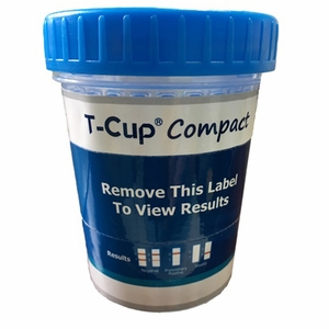 6 Panel Compact Drug Test Cup