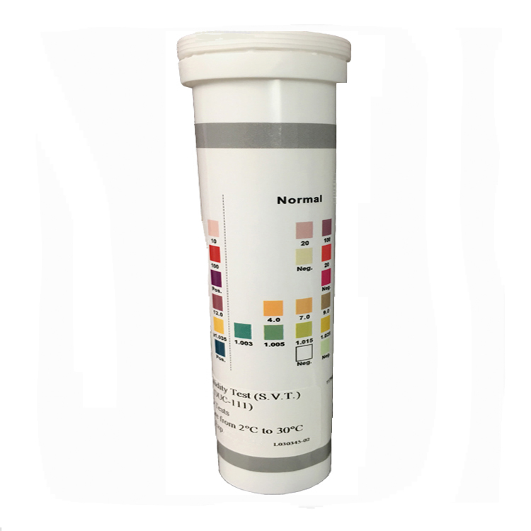 Adulteration Dip Strip (Urine Validity) Test Pack (25 strips) by Medimpex