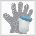 Drug Testing Glove & Cup Kit