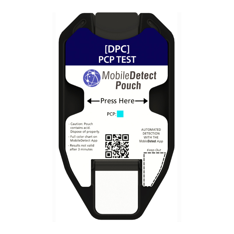 PCP Surface Residue (Pouch) Drug Test by Medimpex