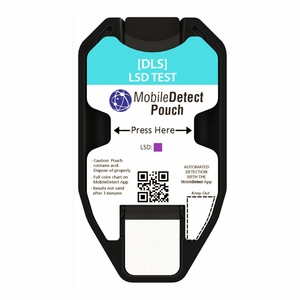 LSD Surface Residue (Pouch) Drug Test