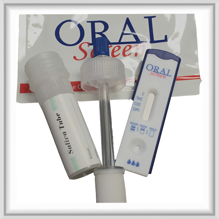 Rapid OralScreen Drug Test – Multi Drug