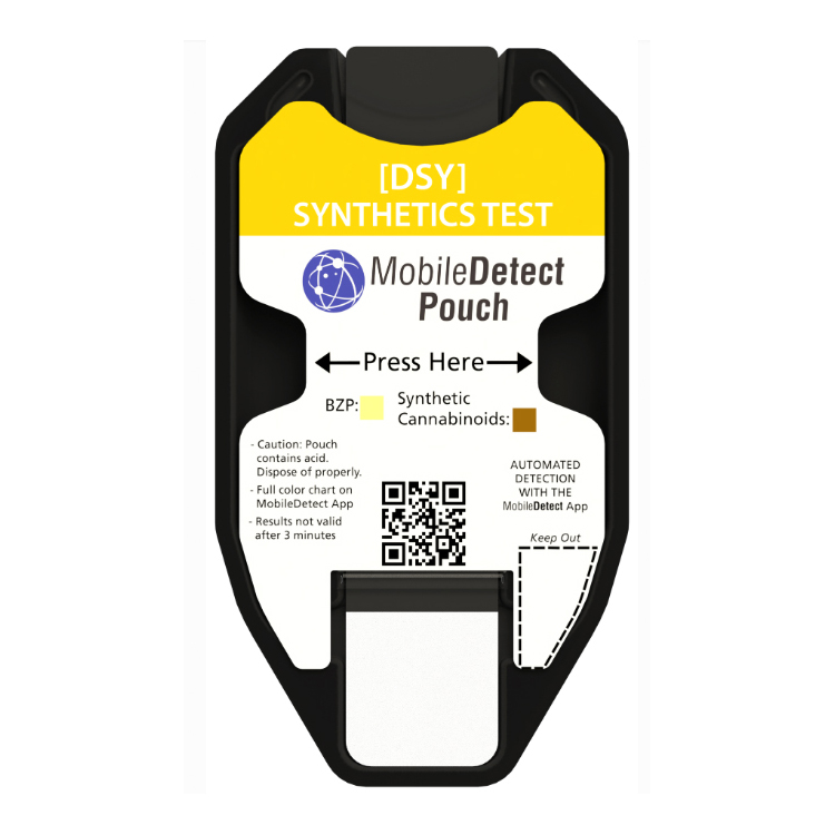 Synthetic Cannabis Surface Residue (Pouch) Drug Test by Medimpex
