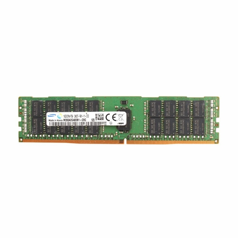 16GB 2400MHz DDR4 PC4-19200 Reg ECC CL17 288-Pin Dual Rank x4 DIMM (P/N 3D-PC42400RD4D417D-16G)