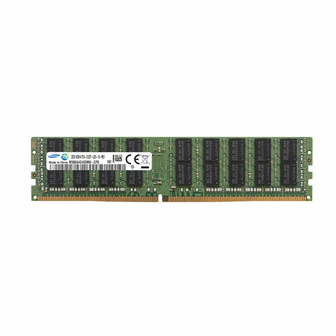 32GB 2133MHz DDR4 PC4-17000 Reg ECC CL15 288-Pin Quad Rank x4 LRDIMM (P/N 3D-PC42133RD4Q415LRD-32G)