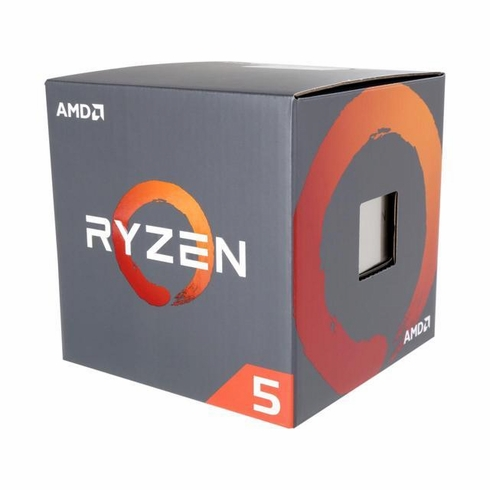 AMD Ryzen 5 1600 6-Core 3.20GHz 16MB L3 Cache Socket AM4 Processor Mfr P/N YD1600BBAEBOX