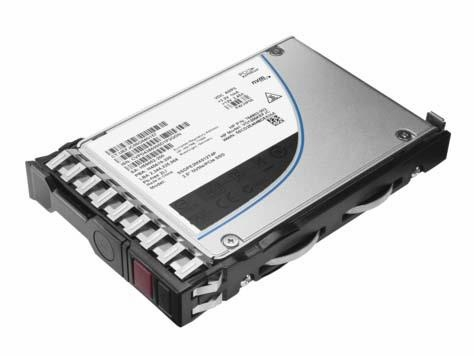 P04174-003 HPE 1.6TB MLC SAS 12Gbps Mixed Use 2.5-inch Internal Solid State Drive (SSD) with Smart Carrier Mfr P/N P04174-003