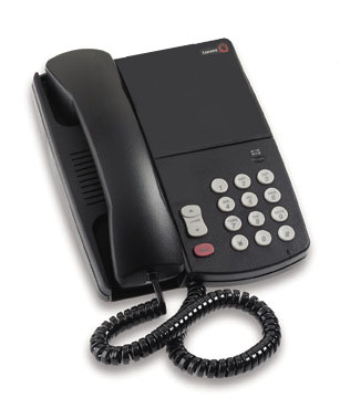 Avaya 4400 Single Line Digital Telephone (Black)