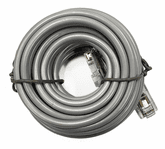8 Pin Telephone Line Cord 14 Ft.(5/pk.)