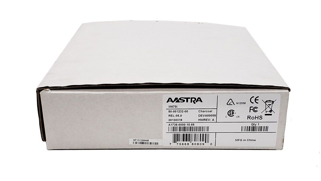 Aastra M670i (536M) Expansion Module (A1736-0000-10-55)