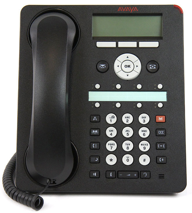 Avaya 1408 Digital Telephone Global - 4 Pack (700510909)