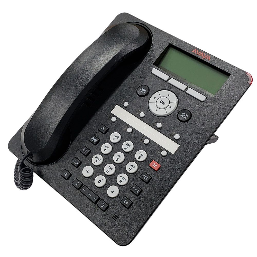 It is an image of Lively Avaya 1408 Phone Label Template
