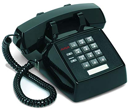 Avaya 2500 MMGN Single Line Telephone (108206016)