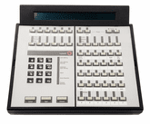 Avaya 302D Attendant Display Console (700381759) - Black